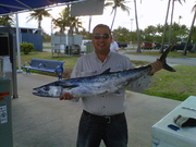 Рыбалка океанская Америка,  Майами с  капитаном Феликсом,  чемпионом Фло