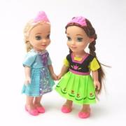 Куклы принцесса Анна и Эльза купить в интернет магазине LOLILU
