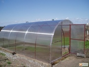 Теплицы из поликарбоната 4мм