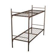 Двухъярусные металлические кровати оптом по 1950 руб для общежитий