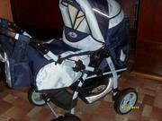 Продаю детскую коляску трансформер зима-лето