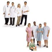 [+]  Медицинская одежда: халаты,  костюмы - реализация от производител