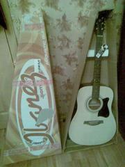 Продаётся гитара акустическая(не электро) IBANEZ - V72E-NT.